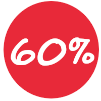 60% de descuento en todos nuestros cursos, solo hasta el 30 de Junio